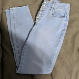 PacSun High Rise Ankle Jegging